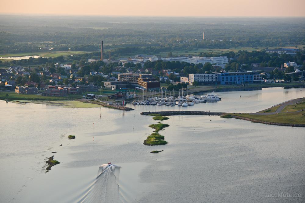 Kuressaare City Harbour Sven Zacek